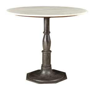Denali Marble Top Dining Table