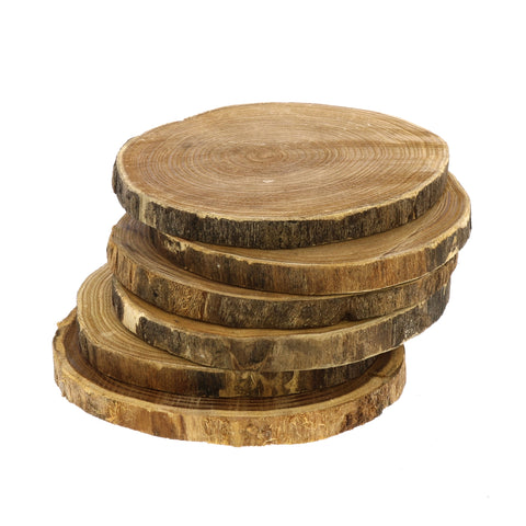 Wood Slice Coaster