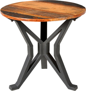 Asheville Collection Cross Side Table