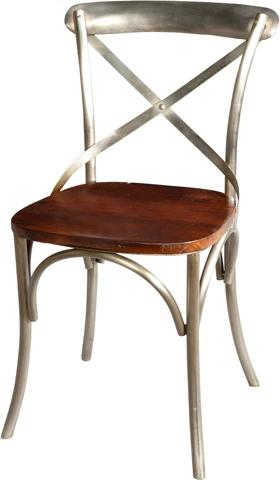 Asheville Cross Back Dining Chair