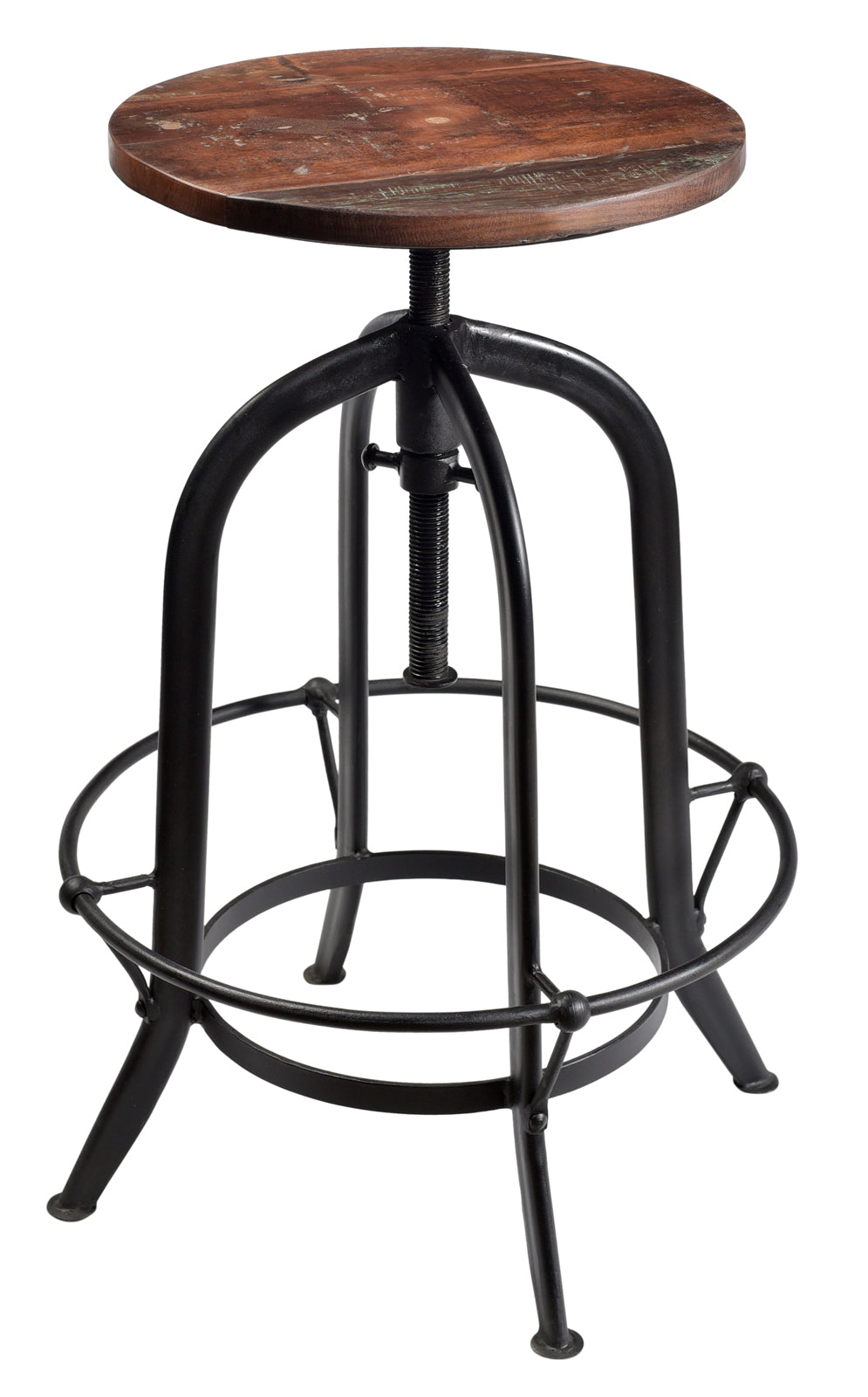 Asheville Barstool (Adjustable Height)