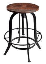 Load image into Gallery viewer, Asheville Barstool (Adjustable Height)