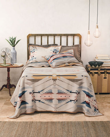 Pendleton® White Sands Coverlet