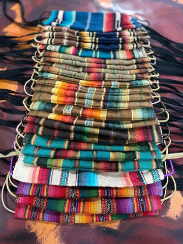 Serape Face Mask