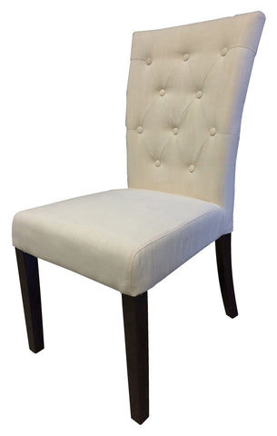 Aristo Tufted Side Chair