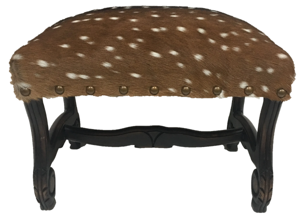 High Country Collection Regency Ottoman