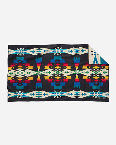 Black Tucson Saddle Blanket