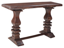 Load image into Gallery viewer, Brisbane Pedestal Console Table