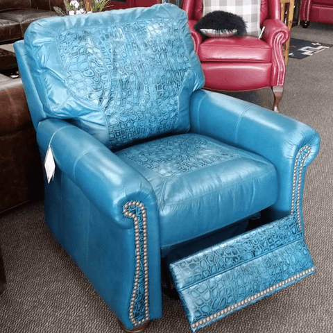 Carolina Pushback Recliner