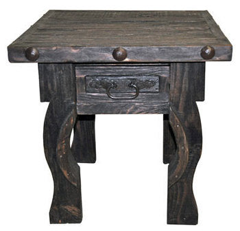 Dark Yugo Side Table