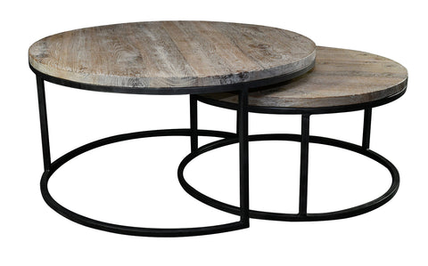 Denali Nesting Coffee Table Set