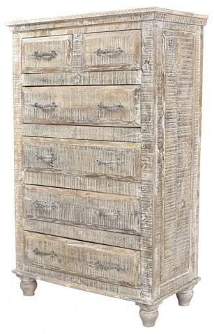 Elfin Collection Six Drawer Tall Chest