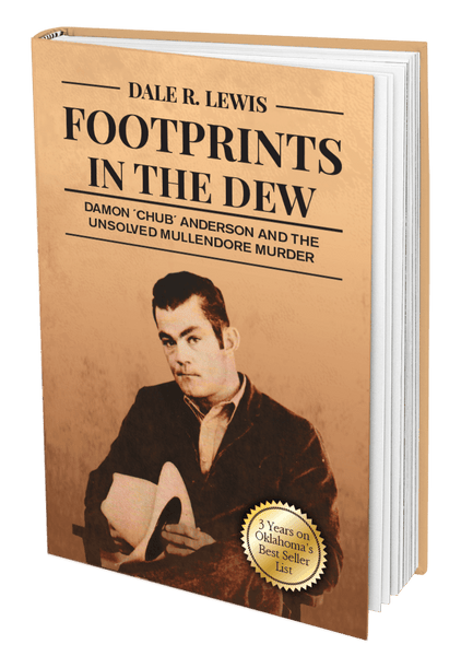 Footprints In The Dew by Dale R. Lewis
