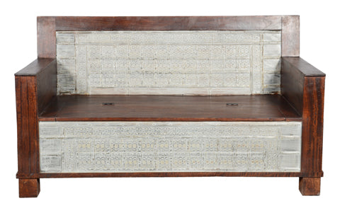 Foraker Storage Bench