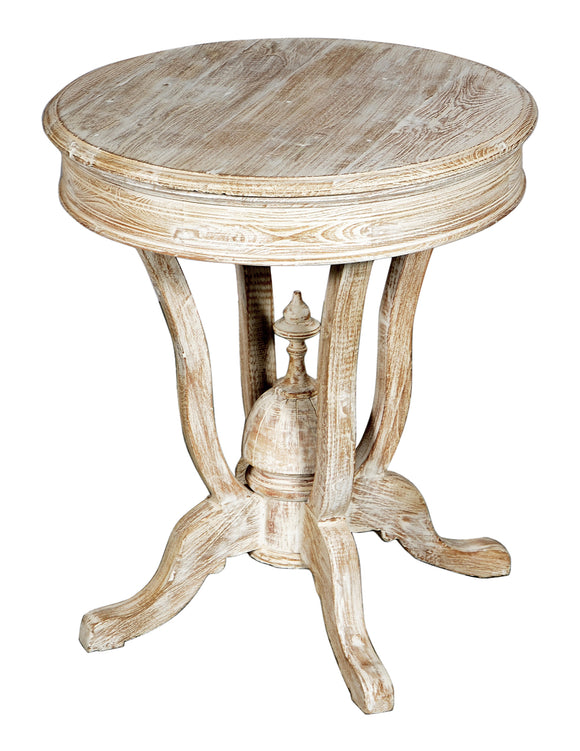 Foraker Round End Table