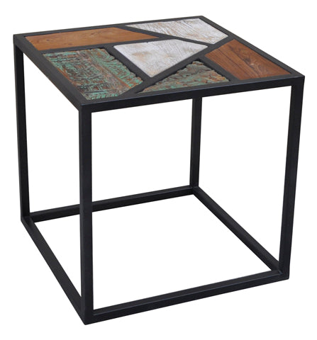 Foraker Recycled End Table