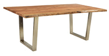 Load image into Gallery viewer, Crestone Live Edge Dining Table