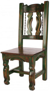 Western Side Dining Chair