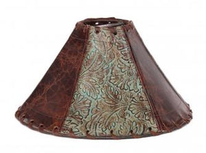 Saddle Collection Lampshade