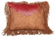 Load image into Gallery viewer, Riata Rose Collection Boudoir Pillow