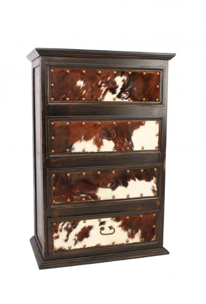 Ranch Collection Four Drawer Chest