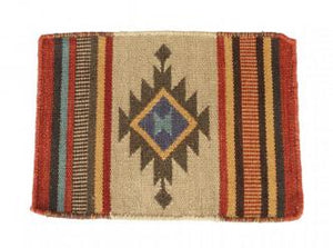 Oklahoma Sunset Kilim Placemat