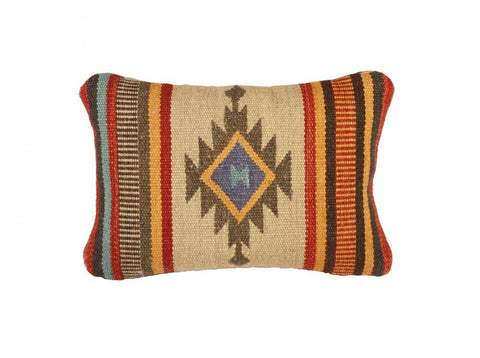 Oklahoma Sunset Boudoir Pillow