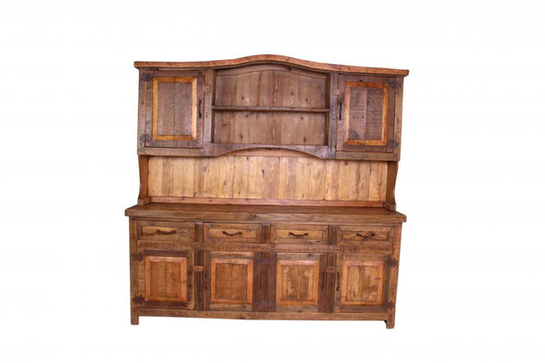 Old Fashioned Collection Hutch
