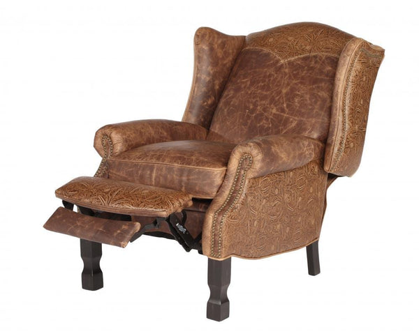 Abilene Push Back Recliner