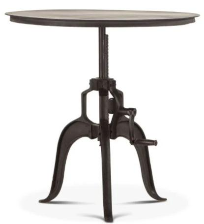 Industrial Crank Base Table