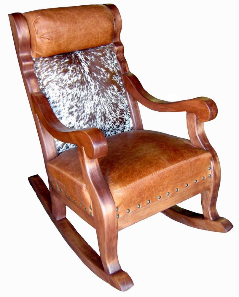 Cattle Baron Rocking Chair