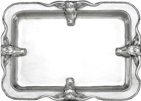 Large Longhorn Tray