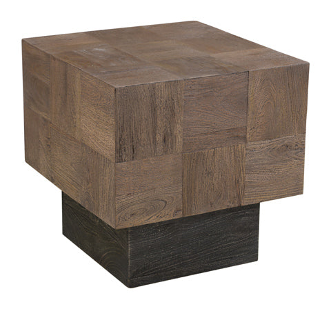 Lewiston Plank End Table