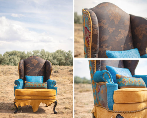 Santa Fe Wingback Chair