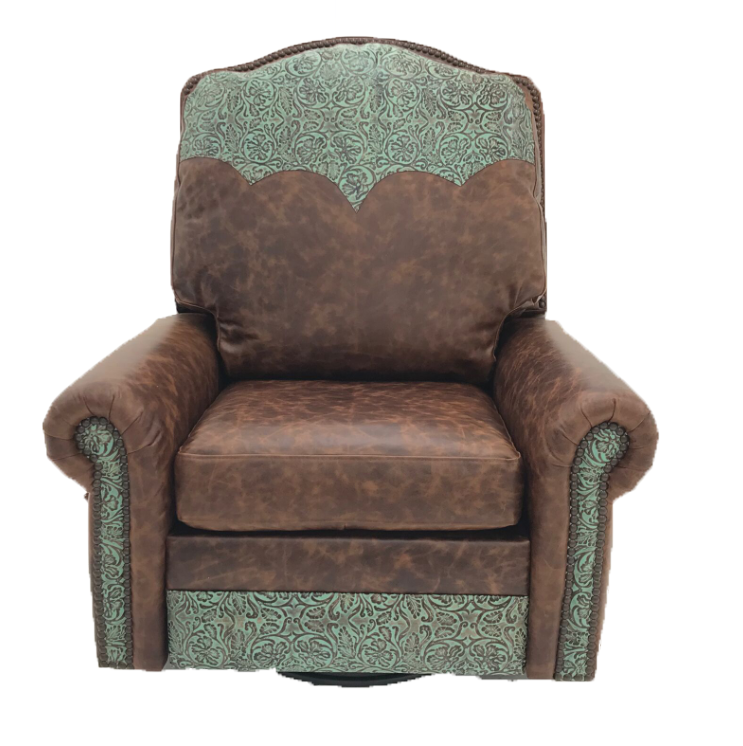 Mojave King Swivel Glider Recliner