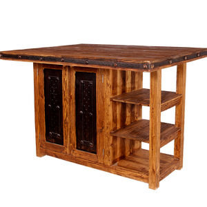 Pueblito Kitchen Island