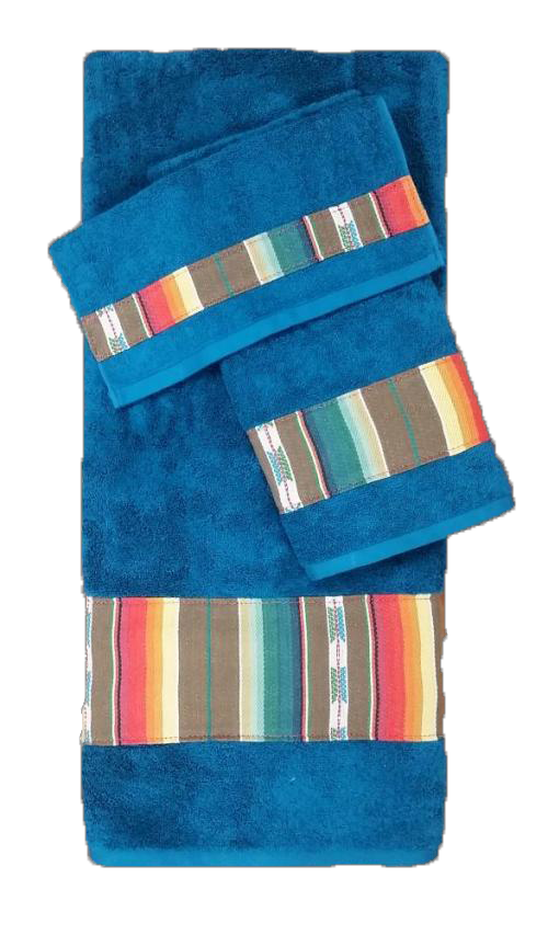 Serape Bath Towel
