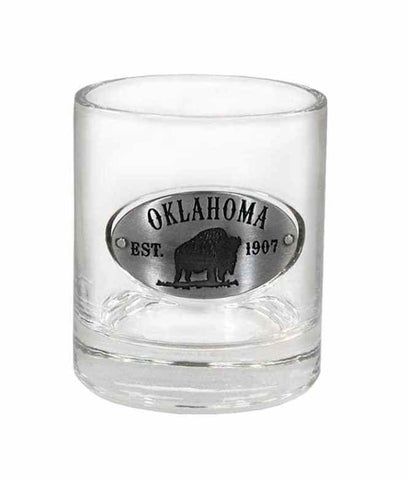 Souvenir Whiskey Glass