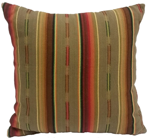Riata Rose Serape Pillow