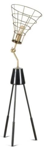 Stela Cone Table Lamp
