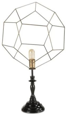 Stela Cage Table Lamp