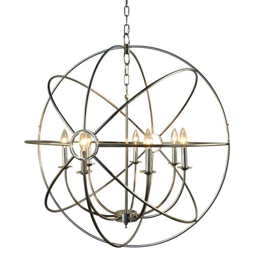 Shooting Star 7 Light Mini Chandelier