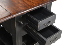 Load image into Gallery viewer, Esme Pub Table with Wine Rack