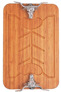 Longhorn Carving Board