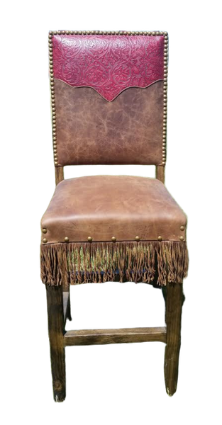 Riata Rose Collection Barstool