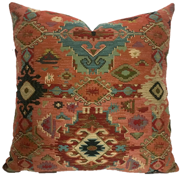 Zephyr Adobe Pillow