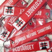 Remove Before Shooting