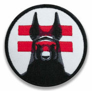patch brodé cdtarget