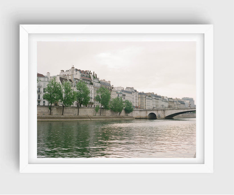 Seine River #1, Paris
