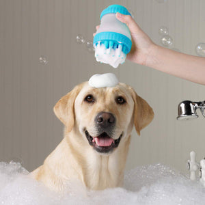 Woof Massage Scrubber